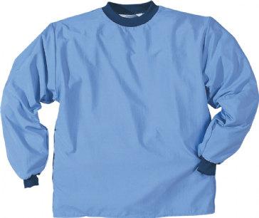 Fristads Cleanroom Long Sleeve T-Shirt 7R014 XA80 (Middle Blue)
